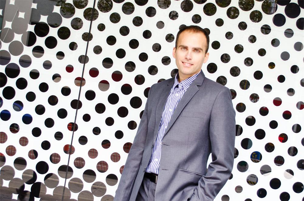 Trendy Business Portrait